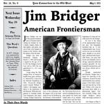 Jim Bridger American Frontiersman